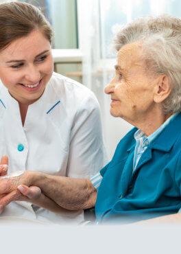 personal care for grandma